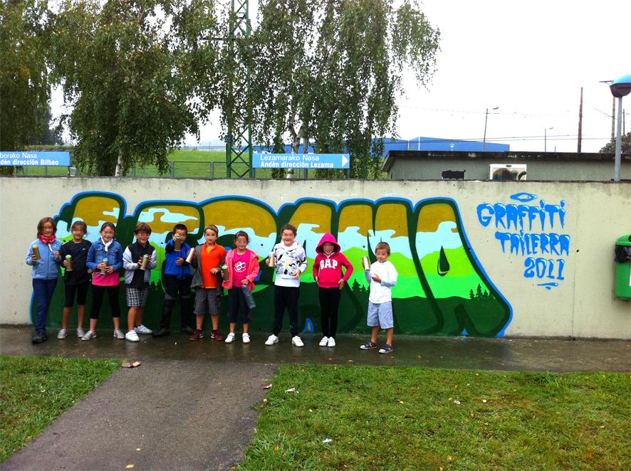 taller graffiti TF 001