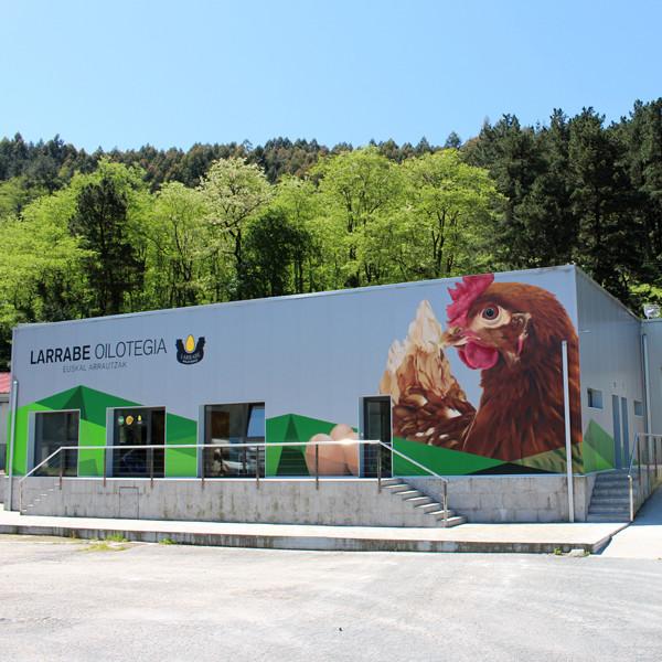 LARRABE  OILOTEGIA,  HORMA-IRUDIA