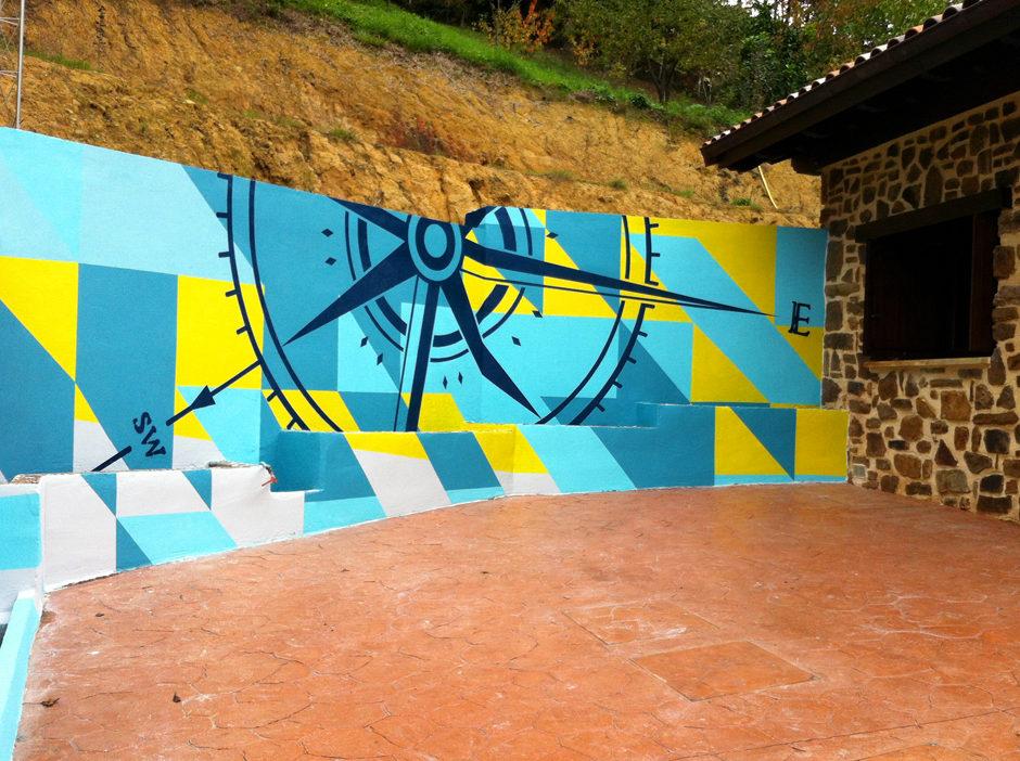 Mural muro contención 02