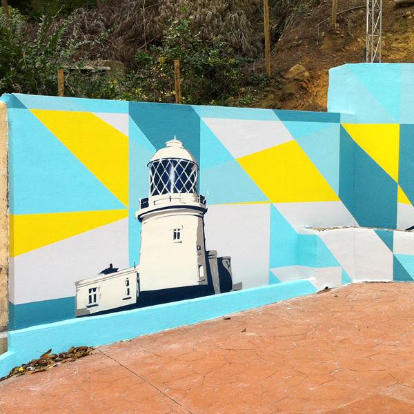 mural Kotorrio mini