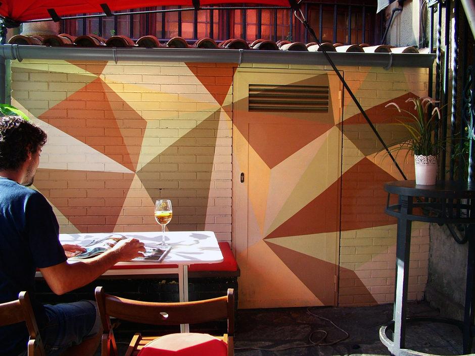 Dando la brasa mural terraza 03