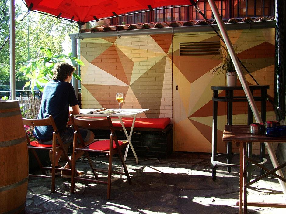 Dando la brasa mural terraza 04